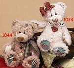 Patchwork Petey Bear - 1044
