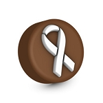 Awareness Ribbon Mini cookie Mold