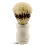 Boar Bristle Shaving Brush IVORY