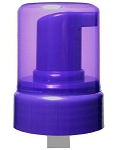 43MM Purple Foamer w/hood PUMP ONLY