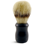 Boar Bristle Shaving Brush NAVY BLUE