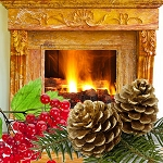 Fireplace Embers Fragrance Oil