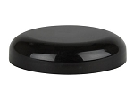 89/400 Black Domed Lid