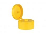 22/400 YELLOW Lid (1.5 in)