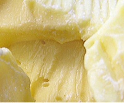 Cocoa Butter - Natural Prime Pressed Golden 10 lb  (160 oz)