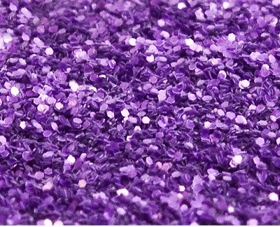 ROYAL Lilac Purple Glitter 1/2 oz