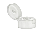 22/400 Solid White Lid (1.5 in)