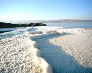 Dead Sea Salt - Coarse Grain