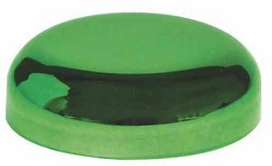 53/400 GREEN Domed Lid