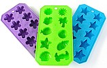 Flexible Ice Cube Trays NOVELTY Shaped