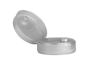 38/400 SILVER dispensing cap