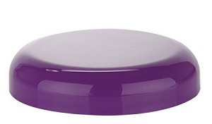 70/400 Purple Domed Lid