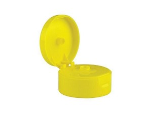 22/400 YELLOW Lid (2 in)