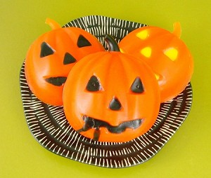 Halloween Pumpkin Mold SHEET Soap Mold heavy duty