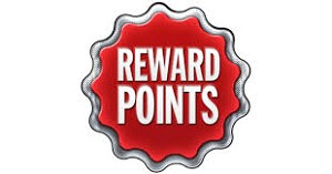 $20 Reward Coupon - Redeem for 1400 points