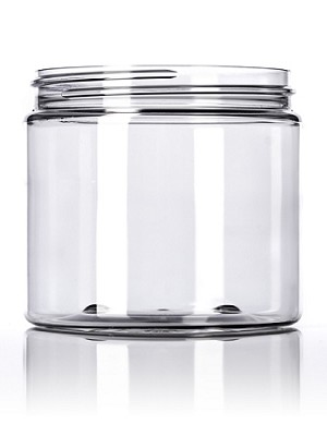 16 oz Basic Plastic Jar (89/400)