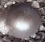 Powdered Sparkle Antique Silver Mica - 1 oz