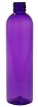 8 oz Purple Passion Bullet PET bottle 24/410