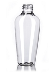 4 oz NAPLES CLEAR PET Bottle - 20/410