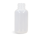 1 oz NATURAL Boston Round BOTTLE (LDPE)