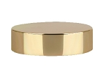 89/400 SHINY GOLD  METAL SHELLED  cap/lid/top TALL