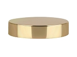 70/400 SHINY GOLD METAL SHELLED  cap/lid/top ETA APRIL 2021 - CASE