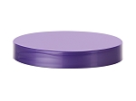 70/400 Purple Straight Smooth Lid