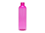 4 oz Pink Bullet PET BOTTLE - 20/410  (case 462)