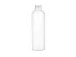 8 oz Bullet WHITE PET Bottle 24/410 (Case 297)