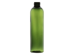 8 oz GREEN Bullet PET bottle 24/410  (alpha CASE 336)